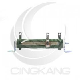 半可調瓷管電阻器(線繞) 100W 100Ω