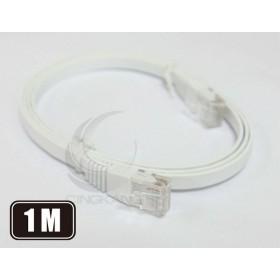 超扁型 CAT6網路線 1M (NT-86)