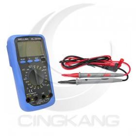 WELLINK HL-2010A 多功能數位電錶(自動關機)