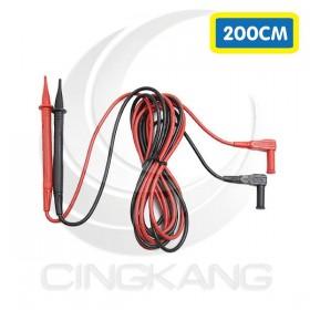 電錶測試棒 L型頭  200CM 1000V/15A