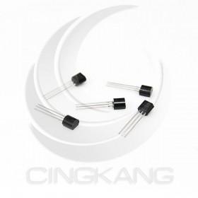 A1015 (TO-92) 矽控PNP引線型電晶體 (5入) 0.4W/ 0.15A/50V