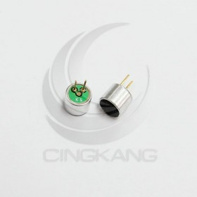 電容式MIC (麥克風) 6*5mm鍍金帶腳(2入)