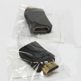HDMI公-HDMI母轉接頭