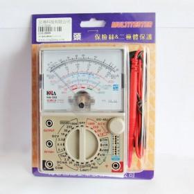 指針電錶(晶體/蜂嗚/10A)HA-380
