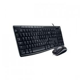 羅技MK200 USB 有線鍵盤滑鼠組