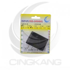 5V2A USB (SW12-050U) 側插變壓器