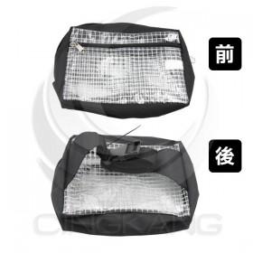 無塵室透明腰包+側包(二用型) TB247
