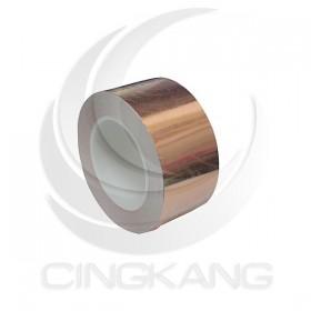 單導電銅箔膠帶 60mm*30M 耐高溫155度 (符合RoHS)