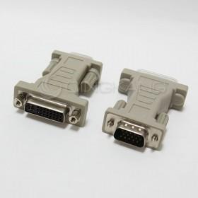 VGA公轉DVI母 VGA15公轉DVI24+5 (29F15M)