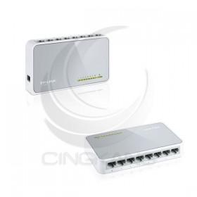 TP-Link TL-SF1008D 節能型8埠10/100Mbps