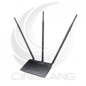 ASUS RT-N14UHP 9dbi高增益天線之高功率三合一無線分享器