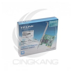 TP-LINK TG-3468 Gigabit PCI Express 網路卡
