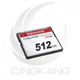 創見工業用 512MB INDUSTRIAL CF CARD