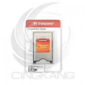 創見 PCMCIA ATA FOR CF CARD 轉接卡套 CF讀卡器 CF卡轉PC