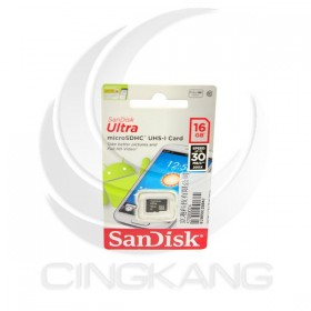 SanDisk ULTRA TF 16G 30MB/s 記憶卡