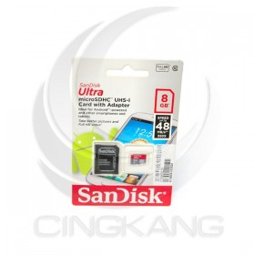 SanDisk ULTRA TF 8G 48MB/s 記憶卡