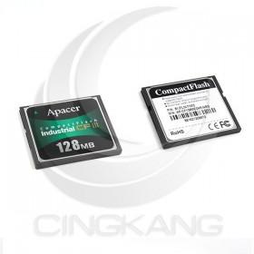 Industrial CF Card III 128MB (AP-CF128ME3NR-NRQ) 記憶卡