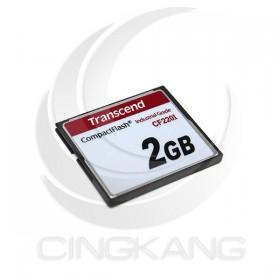 2GB 創見工業用 記憶卡