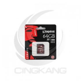 金士頓 SDA3/64G 記憶卡