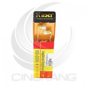 KD-208 入耳式耳機 -金色