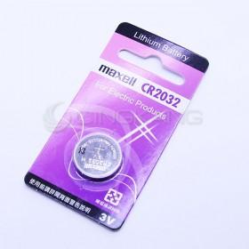 MAX鋰電池 CR2032 (紫卡)