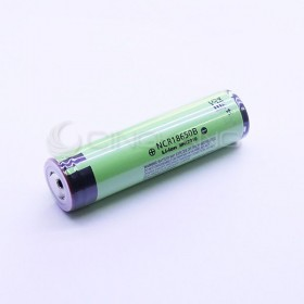 全新國際牌 18650 鋰電池 3400mAh (凸頭含保護版)