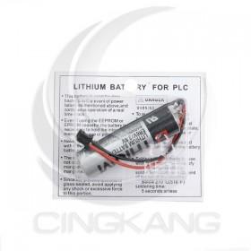 TOSHIBA PLC 鋰電池 ER6V /3.6V (一次性) (含線帶2號黑殼接頭)