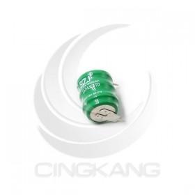 SZJ PCB用電池 3.6V 60mAh