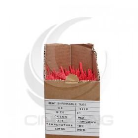 熱縮套/熱縮管/熱收縮套 紅/厚 G5 1.0 1.22M