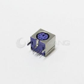 PS-2 鍵盤鼠標插座 6P