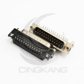 插板式 DR25公 25P 90度彎角(5個/入)