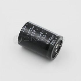 一般電容 1800UF 250V 35*50 (1顆入)