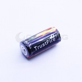 16340 鋰充電電池 3.7V 容量900mah