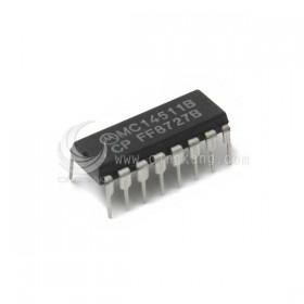 MC14511BCP DIP-16