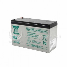 湯淺 YUASA電池 REW45-12 FR (耐燃加強型)
