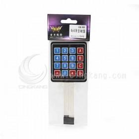 4*4 薄膜型鍵盤