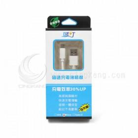 拉不斷 Micro傳輸線 1M (台灣製)