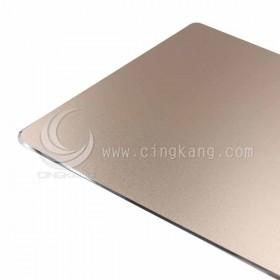 小米電腦 鼠標墊金屬滑鼠墊(金) 30*24*0.2cm