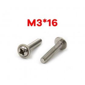 M3*16 帶墊片螺絲 (10pcs/包)