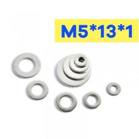 不鏽鋼墊片 M5*13*1 (10pcs/包)