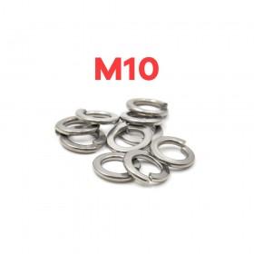 白鐵彈簧華司 M10 (10pcs/包)