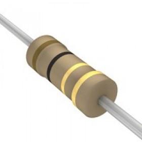 碳膜電阻 1/4W 1Ω ±5%