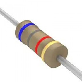 碳膜電阻 1/4W 6.8K ±5%
