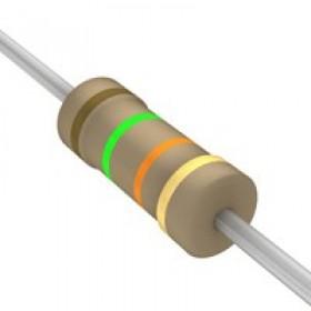 碳膜電阻 1/4W 15K ±5%