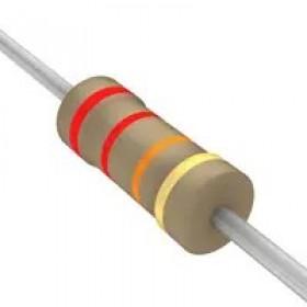 碳膜電阻 1/4W 22K ±5%