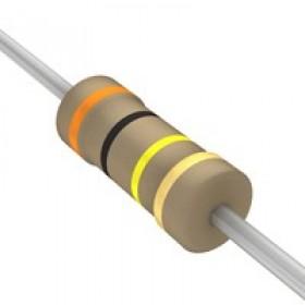 碳膜電阻 1/4W 300K ±5%