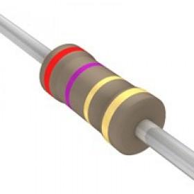 碳膜電阻 1/2W 2.1Ω  ±5%