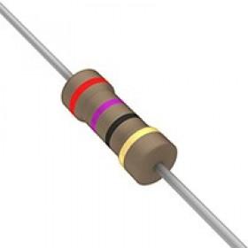碳膜電阻 1/2W 27Ω  ±5%