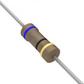 碳膜電阻 1/2W 68Ω  ±5%