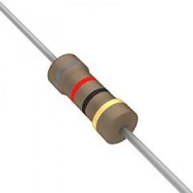 碳膜電阻 1/2W 82Ω  ±5%